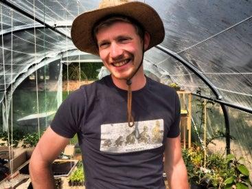 Louis Poirree landscape gardener